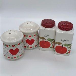 Other - Vintage Salt and Pepper Shakers Sets